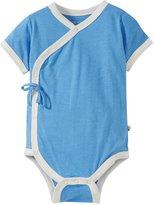 Baby Soy Kimono Bodysuit (Baby) - Lake Blue-18-24 Months