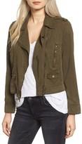 Pam & Gela Women's Moto Jacket