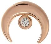 Jacquie Aiche Diamond & rose-gold earring