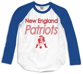 Junk Food Clothing Boys' New England Patriots Tee - Sizes 2-7