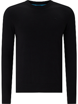 Diesel K-pablo Crew Neck Jumper, Black
