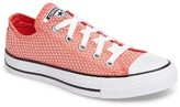 Converse Women's Chuck Taylor All Star Woven Ox Sneaker