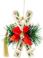 Lenox Holiday TM Skis Ornament