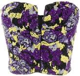 Amen embellished corset top