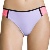 Arizona Colorblock Hipster Swim Bottoms - Juniors