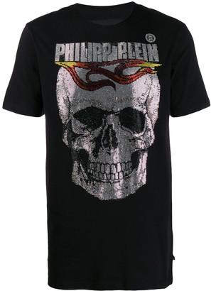 Philipp Plein SS Flame T-shirt