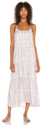 David Lerner Marissa Tank Midi Dress