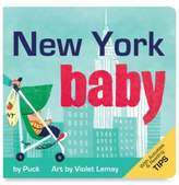 Bed Bath & Beyond New York Baby Board Book