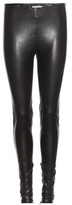 Balenciaga Leather Leggings