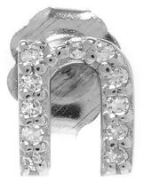 KC Designs Rose Gold Diamond N Single Stud Earring