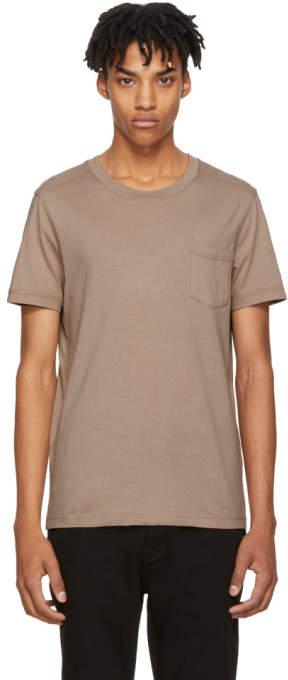 Belstaff Pink New Thom Heritage T-Shirt