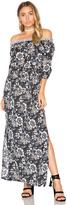 Tiare Hawaii Sage Maxi Dress