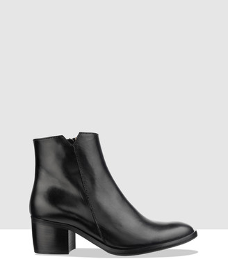 Habbot. Serra Heeled Ankle Boots
