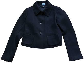 Uniqlo Black Wool Jacket for Women