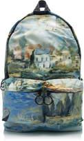 Off-White c/o Virgil Abloh Printed Shell Backpack
