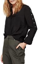 Mint Velvet Button Shirt