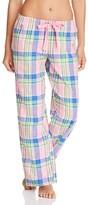 Ralph Lauren Plaid Pajama Pants