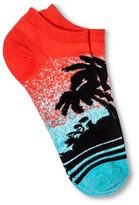 Xhilaration Women's Low Cut Fashion Socks Coral Rose