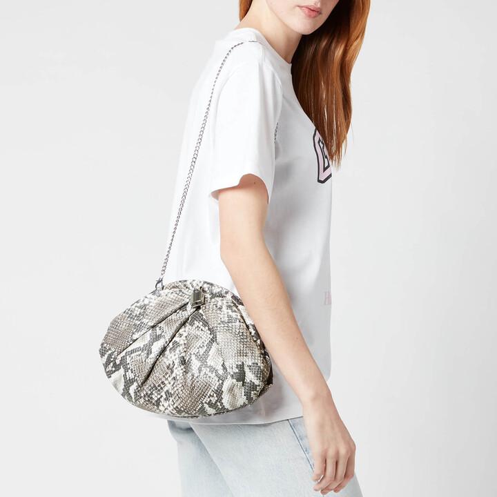 Thumbnail for your product : Nunoo Women's Snake Deluxe Saki - White