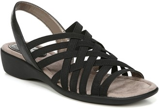 LifeStride Open-Toe Strappy Sandals - Tender