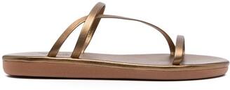 Ancient Greek Sandals Parthena flat sandals
