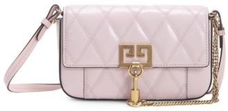 Givenchy Mini Pocket Quilted Leather Belt Bag