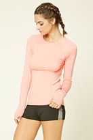 Forever 21 FOREVER 21+ Active Reflective Runners Top