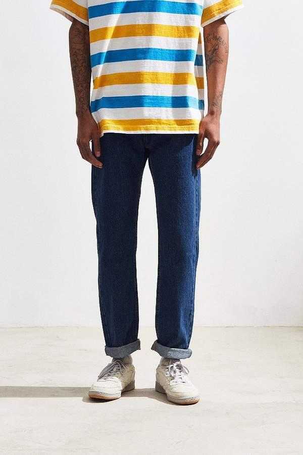 Levi's Levi's 505 Dark Stonewash Straight Jean