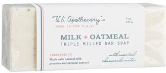 Pottery Barn U.S. Apothecary Milk & Oatmeal Soap Bar