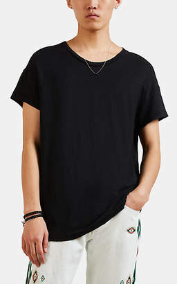 Isabel Marant Men's Karnaby Slub-Knit T-Shirt - Black