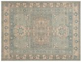 Pottery Barn Sloane Printed Rug - Green Multi