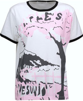 J.W.Anderson Vesuvio printed cotton T-shirt