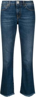 Two Denim Gaila cropped jeans