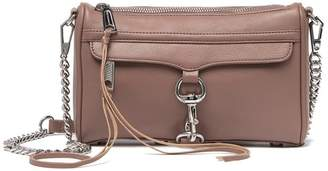 Rebecca Minkoff Mini M.A.C. Leather Crossbody