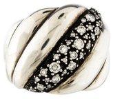 David Yurman Diamond Hampton Cable Ring
