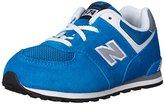 New Balance KL574 Lifestyle Running Shoe (Infant/Toddler)