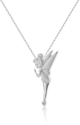 Disney Tinker Bell Two-Tone Necklace
