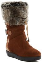 Aquatalia Weslyn Weatherproof Faux Fur Boot