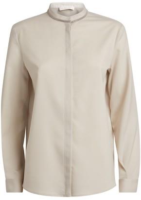 Fabiana Filippi Chain-Detail Shirt