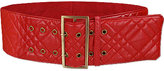 Quilted Stretch Belt