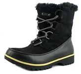 Jambu Mendocino Women Round Toe Synthetic Black Winter Boot.