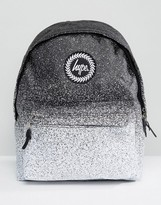 Hype Exclusive Monochrome Speckle Fade Backpack