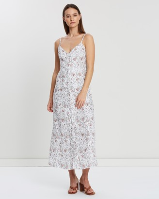 SIR the Label Haisley Button-Down Dress