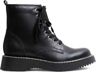 Madden-Girl Keen Lace-Up Booties