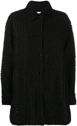 IRO Bray oversized cardi-coat