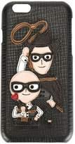 Dolce & Gabbana Western Designers patch iPhone 6 case