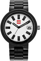 Lego Brick watch, black