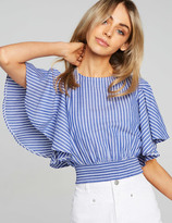 Dotti Olivia Butterfly Sleeve Top