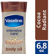 Vaseline Body Gel Oil Cocoa Radiant