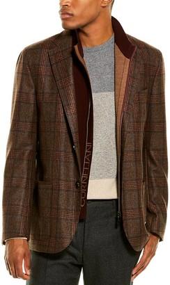 Corneliani Wool Sport Coat